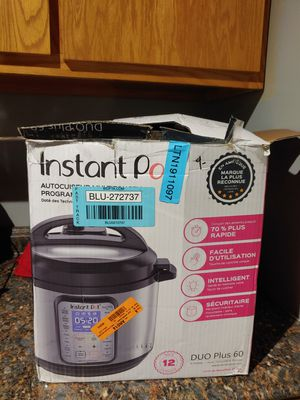 Instant Pot for Sale in Rouse, KY