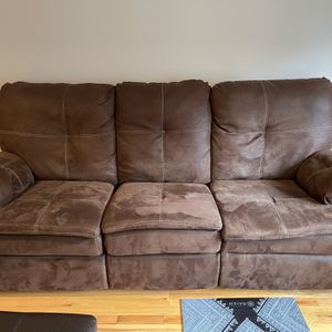 Reclining Sofa and Loveseat for Sale in Sammamish, WA