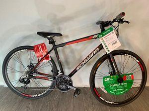 "Schwinn Men's Circuit 28"" Hybrid Bike, Red/Black for Sale in Garden Grove, CA"