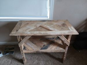 Rustic Table for Sale in Secor, IL