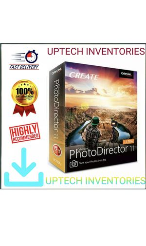 CyberLink PhotoDirector Ultra 11✅MULTI LANGUAGE✔️ FULL VERISION✔️LIFETIME✅ for Sale in Beverly Hills, CA