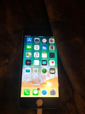 iPhone 6 16 GB everything works for Sale in Dearborn, MI
