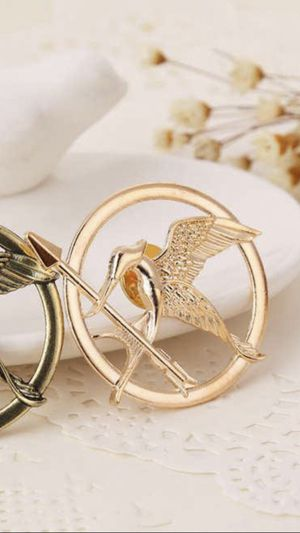 Mocking-Jay Pin! Katniss Hunger Games Pins and Pendants for Sale in Glendale, AZ