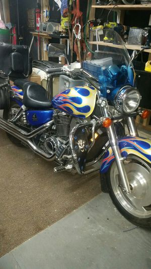 2002 Honda Saber motorcycle for Sale in Sammamish, WA
