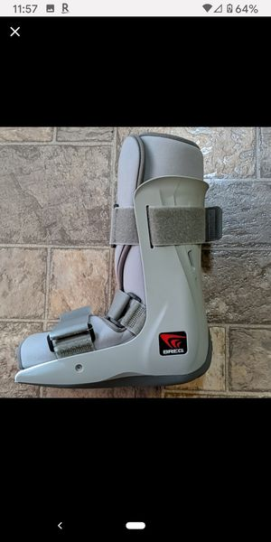 Breg foot boot/brace for Sale in Payson, AZ