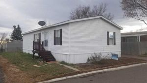 Cheap double wide home! for Sale in Denver, CO