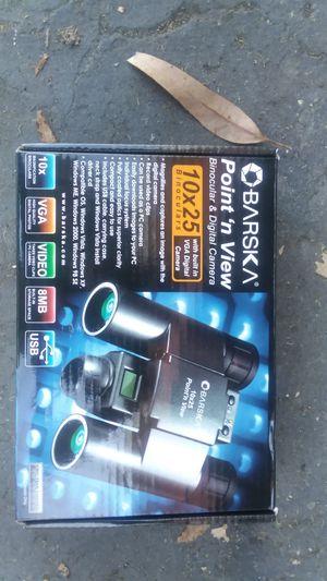 Binocular & digital camera for Sale in San Diego, CA