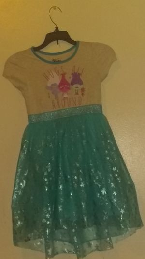 Trolls dress for Sale in Murfreesboro, TN