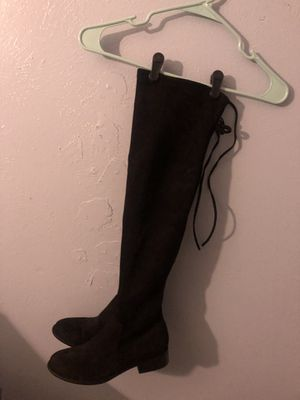 Women's thigh high boots for Sale in Dallas, TX