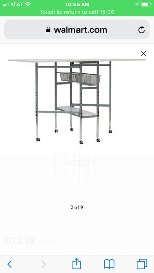 Crafting and sewing table for Sale in Crestview, FL