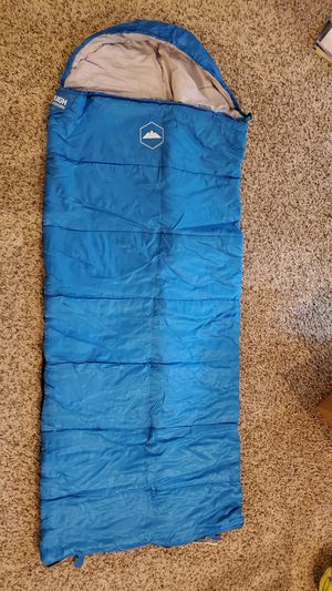 Sleeping Bag | Camping | Fits up to 5'1 for Sale in Plano, TX