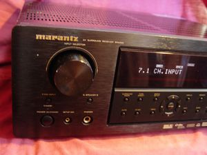 Marantz AV receiver, 3 Hdmi, inputs, surround.. for Sale in Hampton, VA