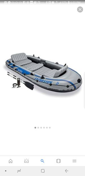 Boat (Inflatable) for Sale in Chicago, IL