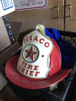Texaco fireman's hat for Sale in Yorba Linda, CA
