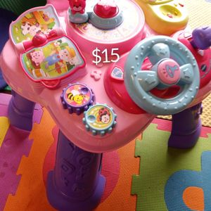 Pink Sit to Stand Activity Table - Located in Branford for Sale in Branford, CT