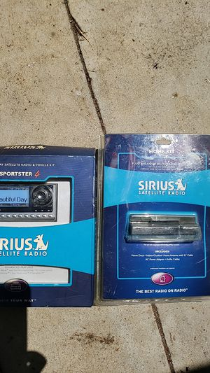 Sirius radio for Sale in El Cajon, CA