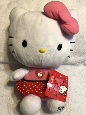 Hello Kitty plushy for Sale in New Rochelle, NY