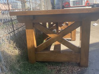 Wooden Conference/Dining Table for Sale in Los Angeles,  CA