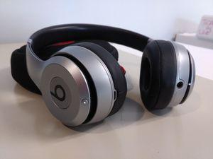 Authentic Grey Beats Solo 3 Wireless Headphones for Sale in Orlando, FL