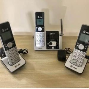 Wireless phone set with answering system for Sale in Richmond, VA