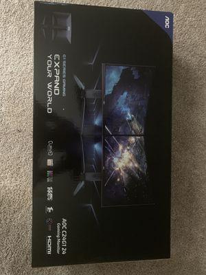Monitor 23.6 144hz for Sale in McKinney, TX