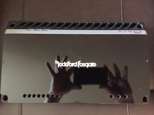 Rockford Fosgate p400-4 amp for Sale in Marengo, OH