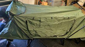 Tent / cot for Sale in Lodi, CA
