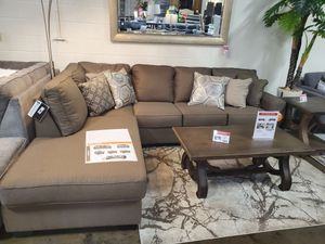 Modern Sectional Sofa, Brown for Sale in Westminster, CA
