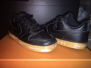 Louis Vuitton x Nike AirForce 1s for Sale in Federal Way, WA