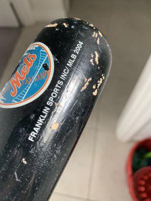 Mets baseball bat for Sale in Naples, FL