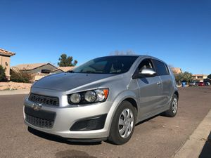 2013 chevy sonic ls / clean tittle for Sale in Laveen Village, AZ