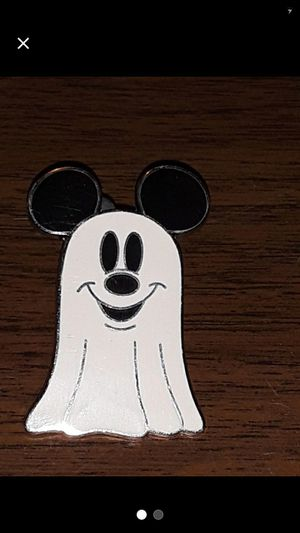 2008 DISNEY gost MICKEY mouse pin for Sale in Hobart, WI