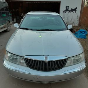 2002 Lincoln continental For Sale. Great Running Car. Very Dependable. Everything Works. for Sale in Harrison, MI