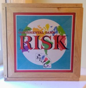 Risk Board Game for Sale in Long Beach, CA