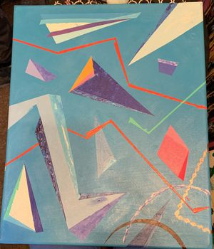 Beautiful Abstract painting for Sale in Cleveland, OH
