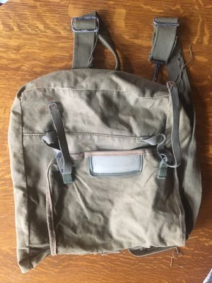Vintage Army Backpack Green for Sale in Pittsburgh, PA
