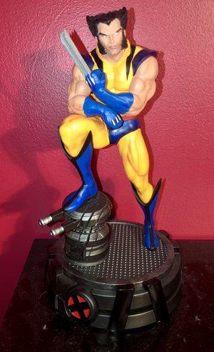 DIAMOND SELECT TOYS Marvel Premier Collection Wolverine Statue #1 of 3000 for Sale in Stoughton, MA