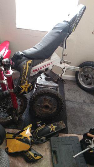 Bbr race roller klx110 50 stunt for Sale in Fairfield, CA