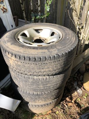 Trailer wheels and tires for Sale in Gresham, OR