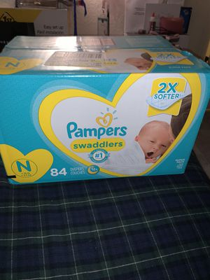Pampers Newborn Diaper for Sale in Fresno, CA