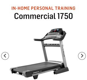 NordicTrack Commercial 1750 Treadmill BRAND NEW for Sale in North Las Vegas, NV