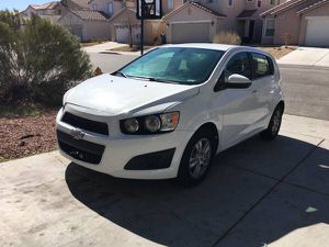 2015 Chevy sonic for Sale in Las Vegas, NV