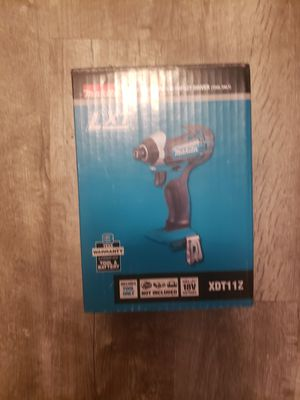 Makita impact driver new for Sale in Auburn, WA