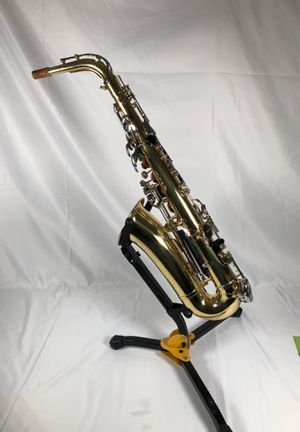 Saxophone Yamaha advantage YAS-200AD and extras for Sale in Pepperell, MA