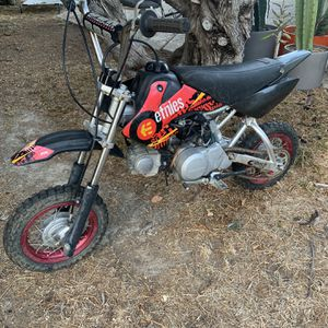 2004 Honda Crf50 Low Hours Lots Of Upgrades for Sale in North Tustin, CA