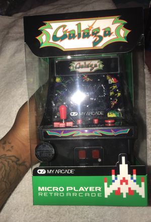 Micro arcade players calaga game for Sale in Columbus, OH