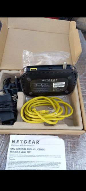 Cable modem NETGEAR CM400 for Sale in Los Angeles, CA