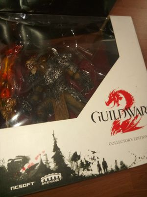 Guild Wars 2 Collectors Edition for Sale in Gaithersburg, MD