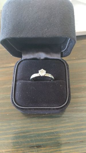 Authentic Tiffany's engagement ring for Sale in Beaumont, CA
