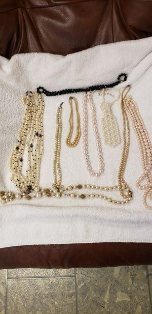 Assorted costume jewelry for Sale in Auburn, WA